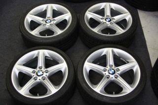 Factory BMW 135i 18 Wheels Tires 128i