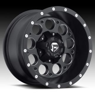 Revolver 6x135 6x5 5 ET1 Matte Black Milled Wheels 4 New Rims