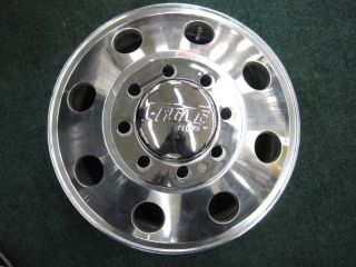 Alloy Aluminum DODGE Truck Dually WHEEL RIM 16x6 8 Bolt 0589 7695