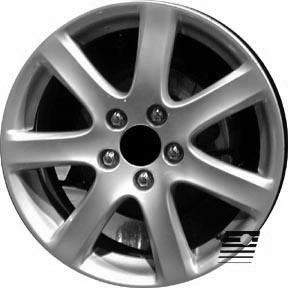 Refinished Acura TSX 2003 2005 17 inch Wheel Rim