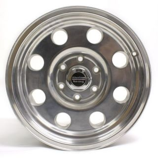17 American Racing Baja Wheel Rim Polished AR 172