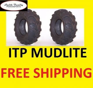 ITP Mud Lite at ATV New 25 Tires 25x10x12 25 10 12