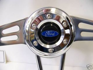 1965 to 1969 Ford Fairlane Classic Style Steering Wheel