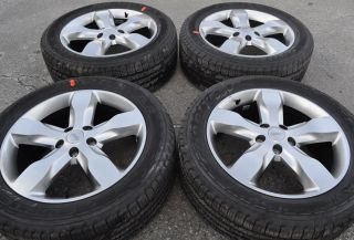Grand Cherokee Overland Wheels Rims Tires Factory Stock Wheels