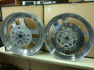 Performance Machine Chicane Wheels Ahrma