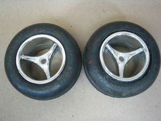 A7505 stadium truck front tire tyre RPM rim wheel 1 10 1 10 222 pair
