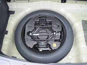 Kia Soul Spare Tire Kit for 2012 Soul with 15 Wheels