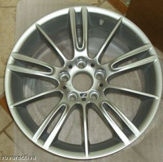 BMW M Spider Spoke 193 18 Alloy Wheel Front Rim New