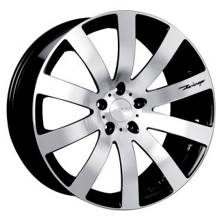 MRR HR4 Style Black Wheels Rims Fit Mercedes CLS C219 218 2006