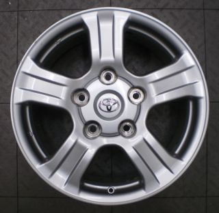 69517 Toyota Tundra Sequoia 18 Factory Alloy Wheels Rims 4