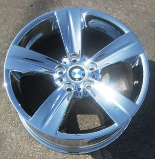 New 18 Factory BMW 323i 328i 330i 335i 325i Chrome Wheels Rims