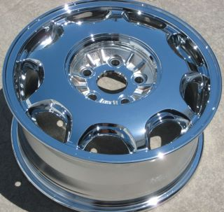 NEW 16 FACTORY LEXUS LS400 LS430 OEM CHROME WHEEL RIM 74137 BIG CAP
