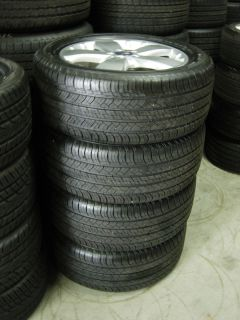 Benz ML550 ml 255 50 19 Wheels Michelins Tires New Take Off