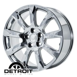 Lacrosse PVD Bright Chrome Wheels Factory Rim 4097 Exchange