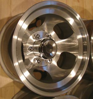 15x8 5 Aluminum Slot Wheels Rims 6x5 5 JEEP CHEVY GMC TRUCK Toyota
