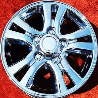 NEW 18 LEXUS LX470 OEM CHROME WHEELS RIMS LAND CRUISER EXCHANGE 74163