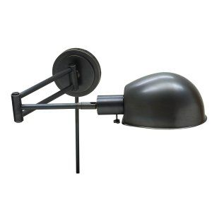 House of Troy HOU AD425 OB Addison Oil Rubbed Bronze Pharmacy Wall Swing Arm