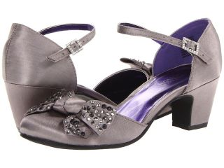 Kenneth Cole Reaction Kids Dance Away Girls Shoes (Pewter)