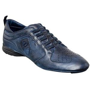 Bacco Bucci Mens Zola Blue Shoes   2577 20 410