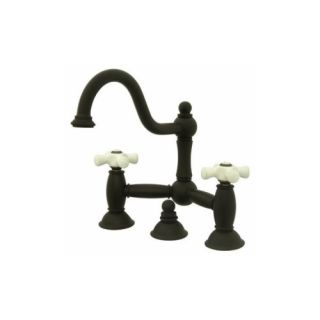 Elements of Design ES3915PX Chicago Two Handle Lavatory Faucet
