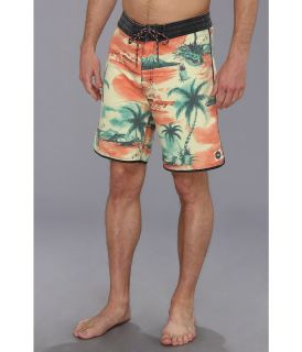 Rip Curl Dreamer Scallop Mens Swimwear (Orange)