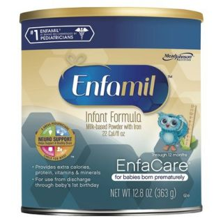Enfamil EnfaCare Infant Formula Powder   12.8 oz.