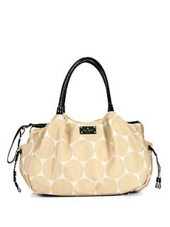 Kate Spade New York Stevie Baby Bag   Cream