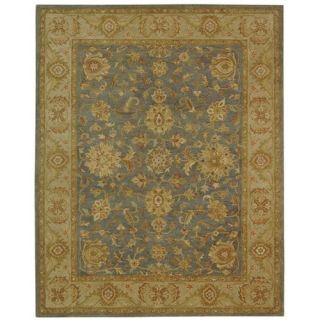 Safavieh Antiquities Blue/Beige Rug AT312A Rug Size 12 x 18