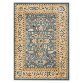 Safavieh Aram Area Rug   Blue/Cream (67x91)