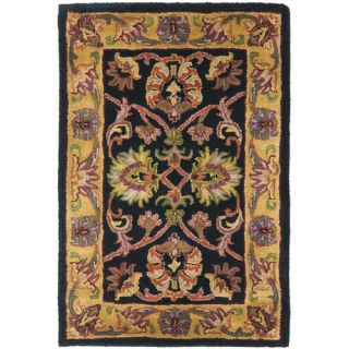 Safavieh Golden Jaipur Antiquity Navy/Gold Rug GJ275A