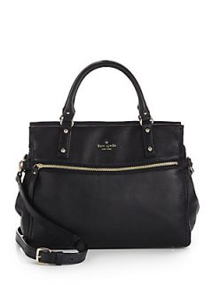 Kate Spade New York Cobble Hill Little Murphy Satchel   Black