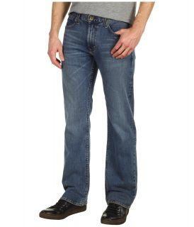 Big Star Pioneer Regular Bootcut Jean in Thompson Light Mens Jeans (Blue)