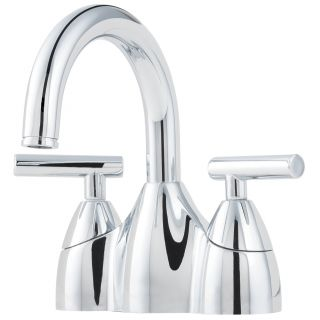 Price Pfister GT48NC00 Contempra Two Handle Lavatory Centerset Faucet