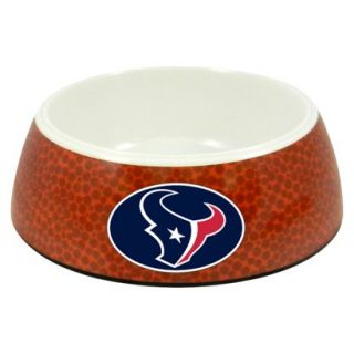 Houston Texans Classic NFL Football Pet Bowl
