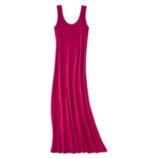 Merona Petites Sleeveless Maxi Dress   Red LP