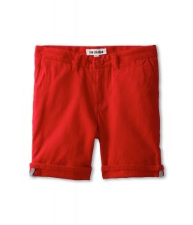 Ben Sherman Kids Michael Chino Shorts Boys Shorts (Red)