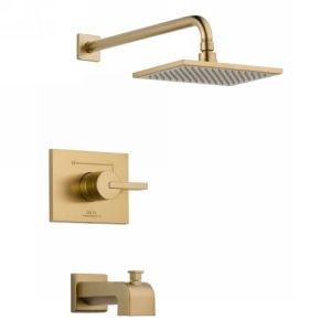 Delta Faucet T14453 CZ Vero Monitor 14 Series Tub & Shower Trim