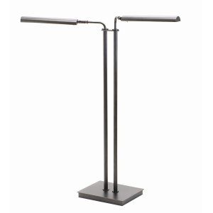 House of Troy HOU G300 2 GT Generation Adjustable Double Floor LED Lamp Granite