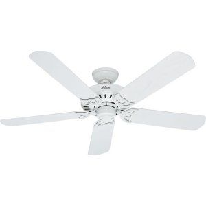 Hunter HUF 53125 Bridgeport Builder Ceiling fan
