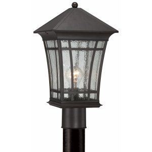 Thomas Lighting THO SL908763 Hancock Lantern post Painted Bronze 1x