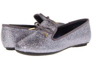 Kenneth Cole Reaction Kids Get Back Flat Girls Shoes (Pewter)