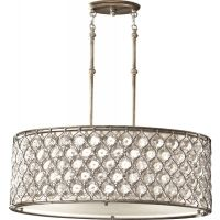 Feiss F2569 3BUS Lucia 3   Light Shade Pendant