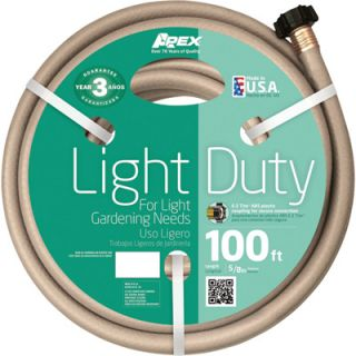 Teknor Apex Light Duty Hose   5/8in. x 100ft., Model# 8400 100