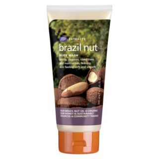 Boots Extracts Brazil Nut Body Wash   6.7 oz