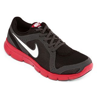 Nike Flex Experience 2 Mens Running Shoes, Red/Black/White