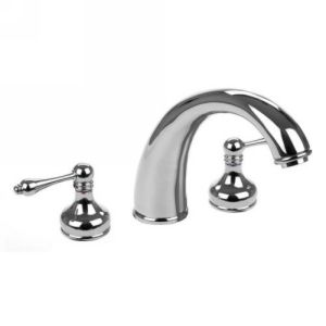 Dynasty Hardware DYN 2702 CM Vintage Roman Tub Faucet With Levers