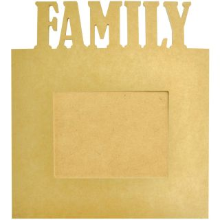 Beyond The Page Mdf Family Frame 13.5x15x.5