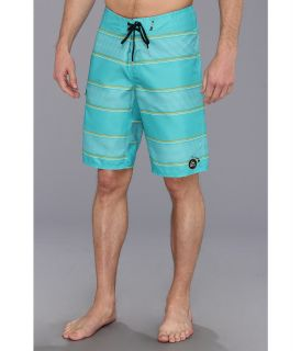 Reef Clean Lines Boardshort Mens Swimwear (Blue)