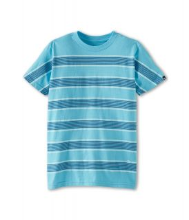 Quiksilver Kids Relax Tee Boys T Shirt (Green)