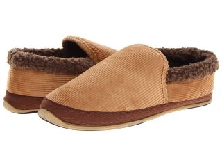 Deer Stags Strings Mens Slippers (Tan)